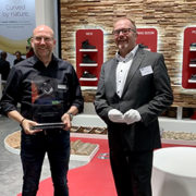 Innovation award for ergonomics received